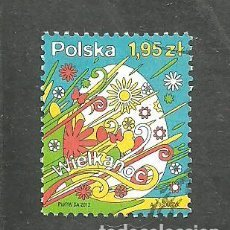 Francobolli: POLONIA 2012 - YVERT NRO. 4264 - USADO. Lote 255009030