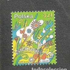 Francobolli: POLONIA 2012 - YVERT NRO. 4265 - USADO. Lote 255009100