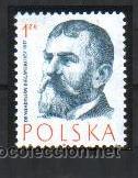POLONA 1957. DR BIENGASKI (Sellos - Extranjero - Europa - Polonia)