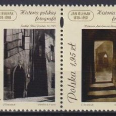 Sellos: ⚡ DISCOUNT POLAND 2010 THE HISTORY OF POLISH PHOTOGRAPHY MNH - THE PHOTO. Lote 262869565