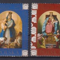 Sellos: ⚡ DISCOUNT POLAND 2018 MADONNAS OF THE EASTERN BORDERLANDS MNH - ICONS, RELIGION. Lote 262869675