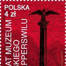 Sellos: ⚡ DISCOUNT POLAND 2020 THE 150TH ANNIVERSARY OF THE POLISH MUSEUM IN RAPPERSWIL MNH - MUSEUM. Lote 262869980
