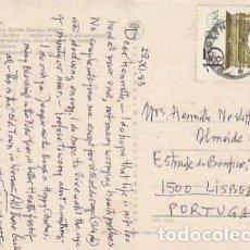 Sellos: POLONIA & CIRCULADO, VARSOVIA, CASCO ANTIGUO, KOSTRZYN A LISBOA 1983 (8768). Lote 270882308