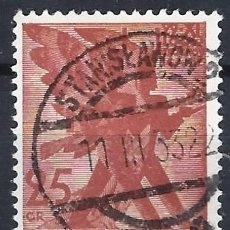 Timbres: POLONIA 1930 - CENTENARIO DEL LEVANTAMIENTO POLACO DE 1830, 25 GR - USADO. Lote 274910543