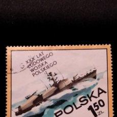 Sellos: SELLO DE POLONIA - RSW5. Lote 288119848