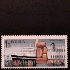 Sellos: SELLO DE POLONIA - RSW5. Lote 288121723