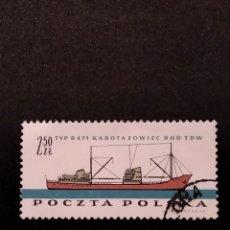 Sellos: SELLO DE POLONIA - RSW5. Lote 288121758