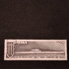 Sellos: SELLO DE POLONIA - RSW5. Lote 288121848