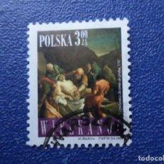 Sellos: *POLONIA, 209, PASCUA, YVERT 4150. Lote 289416963