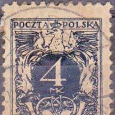 Sellos: 1921 - POLONIA - TASA POSTAL - YVERT 39. Lote 289808618