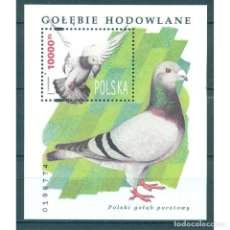 Sellos: ⚡ DISCOUNT POLAND 1994 POST PIGEON MNH - PIGEONS. Lote 289924158