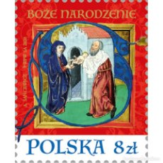 Sellos: PL5262 POLAND 2020 MNH CHRISTMAS. Lote 293403118