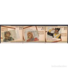 Sellos: PL4655 POLAND 2013 MNH LOST WORKS OF ART. Lote 293404613