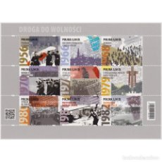 Sellos: PL5195ML POLAND 2020 MNH THE ROAD TO FREEDOM. Lote 293410968