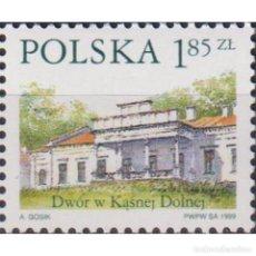 Sellos: PL3778 POLAND 1999 MNH POLISH MANOR HOUSES. Lote 293412243