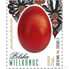 Sellos: PL5281 POLAND 2021 MNH EASTER. Lote 293404728