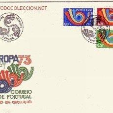 Sellos: PORTUGAL SPD 1179/81 - AÑO 1973 - EUROPA. Lote 16374404