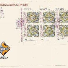Sellos: PORTUGAL SPD 1554A- AÑO 1982 - 5º SIGLO DEL AZULEJO. Lote 6055932