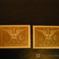 Sellos: PORTUGAL 1959 IVERT 857/8 *** MILENARIO FUNDACIÓN Y BICENTENARIO TITULO DE LA CIUDAD DE AVEIRO. Lote 19426732
