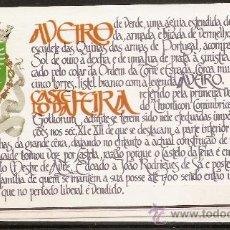 Sellos: PORTUGAL,CARNET,CASTILLO DE FEIRA.. Lote 15297537