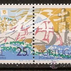 Sellos: PORTUGAL,SERIE COMPLETA,NUEVA**.. Lote 15299870
