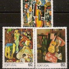 Sellos: PORTUGAL,SERIE COMPLETA,NUEVA**.. Lote 15299939