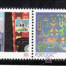 Sellos: PORTUGAL 1937/8 SIN CHARNELA, TEMA EUROPA, ARTE CONTEMPORANEO . Lote 19464718