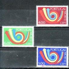 Sellos: PORTUGAL 1179/81 CON CHARNELA, TEMA EUROPA, . Lote 19732764