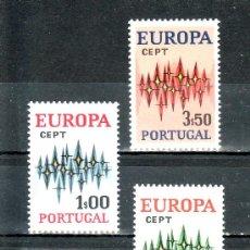 Sellos: PORTUGAL 1150/2 CON CHARNELA, TEMA EUROPA,. Lote 16928861