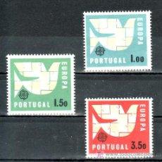 Sellos: PORTUGAL 929/31 SIN CHARNELA, TEMA EUROPA. Lote 16947798