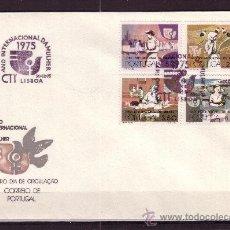 Sellos: PORTUGAL SPD 1281/84 - AÑO 1975 - AÑO INTERNACIONAL DE LA MUJER. Lote 17086402
