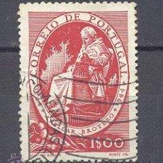 Sellos: PORTUGAL- 1944-BICENT. DEL NACIMIENTO DE FELIX AVELAR BROTERO-USADOS. Lote 21857436