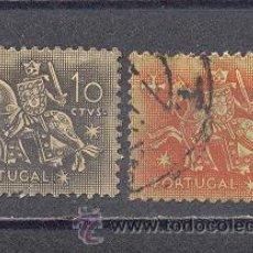 Sellos: PORTUGAL 1953-56- USADO- YVERT TELLIER 774Y 775. Lote 26499702