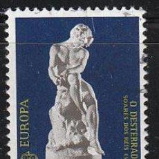 Sellos: PORTUGAL IVERT 1211, EUROPA 1974, USADO. Lote 27976610