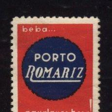 Sellos: S-4432- BEBA PORTO ROMARIZ. AQUALQUER HORA. Lote 30569664