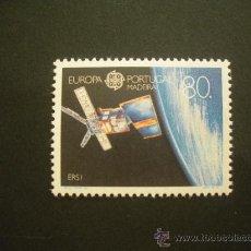 Sellos: PORTUGAL MADEIRA 1991 IVERT 154 *** EUROPA - EUROPA Y EL ESPACIO. Lote 30871883