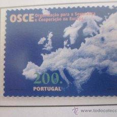 Sellos: SERIE SELLOS PORTUGAL COOPERACION EN EUROPA.FACIAL 200.AÑO 1996.NUEVO. Lote 31977124