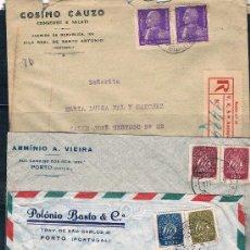 Sellos: HISTORIA POSTAL. PORTUGAL. Lote 33313724