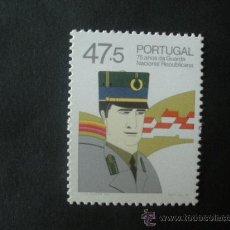 Timbres: PORTUGAL 1986 IVERT 1679 *** 75º ANIVERSARIO DE LA GUARDIA NACIONAL REPUBLICANA . Lote 33881006
