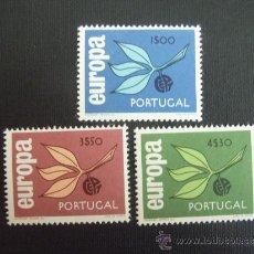 Sellos: PORTUGAL Nº YVERT 971/3*** AÑO 1965. TEMA EUROPA. Lote 37356292