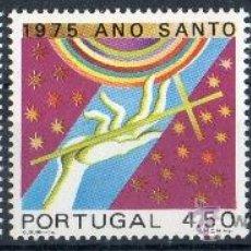 Sellos: PORTUGAL AÑO 1975 YV 1258/60*** AÑO SANTO - RELIGIÓN - MANOS - AVES. Lote 37931189