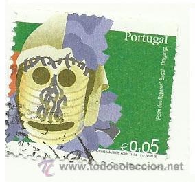 SELLO DE PORTUGAL (Sellos - Extranjero - Europa - Portugal)