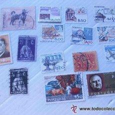 Sellos: LOTE DE 14 SELLOS DE PORTUGAL. Lote 43506112