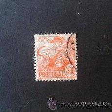 Sellos: PORTUGAL,1941,COSTUMBRES PORTUGUESAS,AFINSA 616,YVERT 625,SCOTT 614,USADO. Lote 45067115