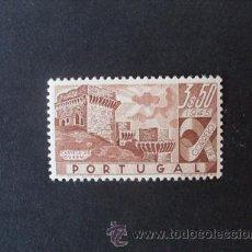 Sellos: PORTUGAL,1946,CASTILLOS,AFINSA 671*,YVERT 682*,SCOTT 669*,NUEVO,GOMA,SEÑAL FIJASELLOS. Lote 45337796
