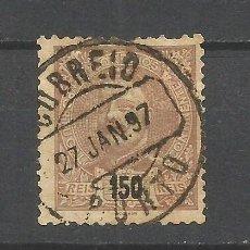 Sellos: PORTUGAL YVERT N. 141 USADO. Lote 47972131