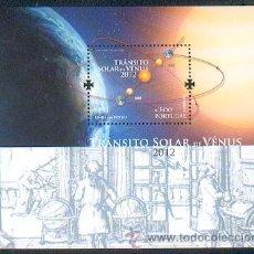 Sellos: PORTUGAL ** & TRANSITO SOLAR DE VÉNUS 2012 . Lote 97549104