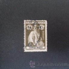 Sellos: LOURENÇO MARQUES,PORTUGAL,1914,CERES,AFINSA 117,SCOTT 116,USADO. Lote 48944330