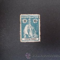 Sellos: LOURENÇO MARQUES,PORTUGAL,1914,CERES,AFINSA 119,SCOTT 118,USADO. Lote 48944762