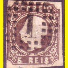 Sellos: PORTUGAL 1853 IVERT Nº 1 (O). Lote 49489882